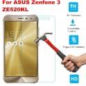 "Pelicula Protectora de Vidro Temperado Asus Zenfone 3 ZE520KL 5.2"""