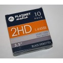"Disquetes Imation 3.5"" DS-HD Formatadas 1.44 MB - Cx 10 Un."
