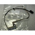 1422-017J000 - Cabo LVDS Toshiba C850 C855 C870 L80 L855