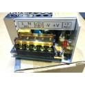 Fonte alimentaçao modular 220v para 5v 36w ajuste fino dc