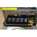 Fonte alimentaçao modular 220v para 5v 30w ajuste fino dc