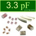 Condensador SMD 3.3 pF