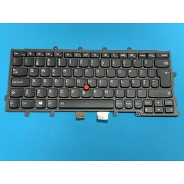 01AV522 Teclado Backlight PT PO Lenovo ThinkPad X240 X250 X260 X270