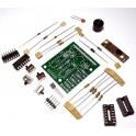 Modulo de electronica em KIT caixa de sons 16 Tons alarmes campainha