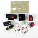 Modulo de electronica em kit fonte alimentaçao ajustavel 1.25v - 30v 1a max ac dc