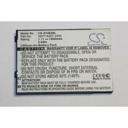 GB/T18287-2000 - Bateria Airis T482, I-Mate X9000, QColl T808